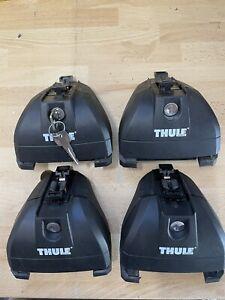 Thule Rapid System 753 Système de Fixation pour Barres de Toit & Kit 186054