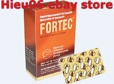 Fortec Dicarboxylate 25mg treatment for liver due to chemicals virus drugs