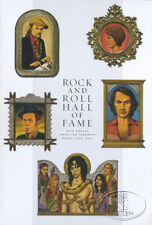 ALICE COOPER TOM WAITS 2011 Rock and Roll Hall of Fame Induction Program