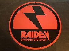 Raiden Binding Division Sign