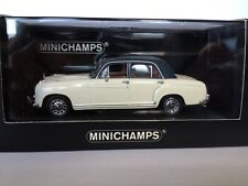 MINICHAMPS 1:43 Mercedes Benz 220 S 1956 430033006