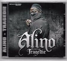CD RAP FRANCAIS / ALINO - TRAGEDIE (NEUF SOUS CELLO) MENACE RECORDS