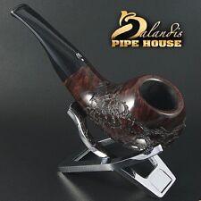 Grandios H.WOROBIEC ORIGINAL Pfeife Tabakpfeife BRUYERE No.85 MAGNAT Rough