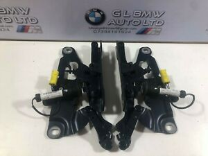 BMW 5 SERIES F10 F11 PRE LCI BONNET HINGES & ACTUATOR BOTH SIDE 7249888 7249887