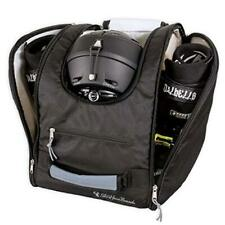 Ski and Snowboard Boot Bag, Travel Backpack, Holds Helmets, Boots, Gloves,