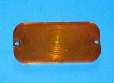 61 62 63 64 FORD FAIRLANE GALAXIE OEM  AMBER PARKING LIGHT LENS FPT-61