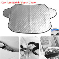 Car Windshield Cover Shade Protector Winter Snow Ice Dust Frost GuardDual Layer