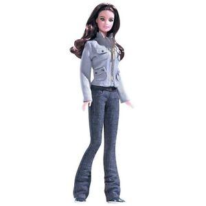 BELLA Twilight Saga Barbie Collector Pink Label Doll ~ New in Box ~ Free US Ship