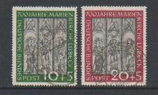 Germany (West) - 1951, Charity set - F/U - SG 1065/6