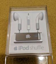 Apple iPod shuffle 3rd Generation Silver (2GB) - Unused