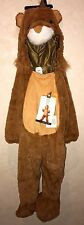 boys NEW NWT PLUSH LION HALLOWEEN COSTUME size 2T 3T COMPLETE 1 PC super CUTE!!