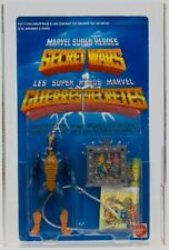 Secret Wars 1984 Vintage Mattel (France) Constrictor MOC AFA 85