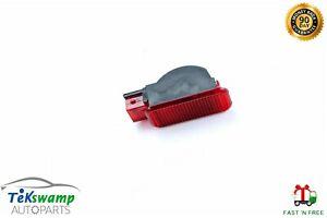 12-17 Audi A7 Rear Left LH Driver Side Door Reflector Warning Lamp Light OEM