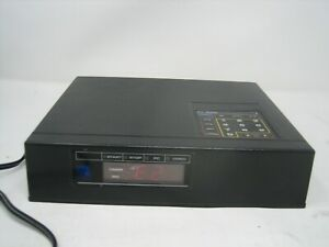 vintage pioneer 80s 90s cable catv converter box t-6000 ba-6150e vtg
