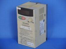 Mitsubishi FREQROL-E500 FR-E520S-0.1K Inverter 0.1kW