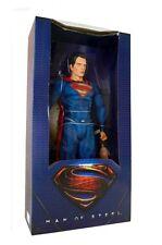 DC COMICS 1:4 SCALE uomo di acciaio giocattolo da collezione -- SUPERMAN 18 inch Deluxe Ca...
