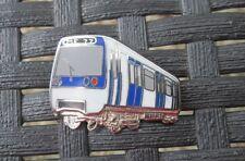 PINS BADGE COLLECTION METRO RATP