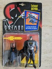 Batman The Animated Series TURBOJET BATMAN Figure MOC. FREE UK POSTAGE.