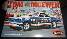 Polar Lights 953 Tom Mongoose McEwen 1969 Barracuda Funny CAR KIT 1/25 McM Fs