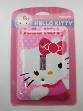 Hello Kitty Decorative Light Switch Wall Plate Cover