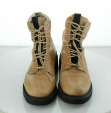 24-32 MSRP $280 Women's Size 7.5M FRYE Allison Combat Boot in Brown