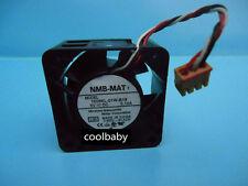 NMB 1608KL-01W-B19 Fan DC 5v 0.1A 3Pin 40*40*20mm