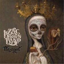 ZAC BROWN BAND Uncaged CD BRAND NEW Gatefold Sleeve