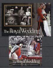 Kate, William, Royal Wedding - Guyana - ** MNH 2011