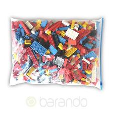 1kg LEGO Steine + Teile Kiloware Konvolut gemischt Fenster Platten Räder