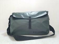 Filson Messenger Dry Bag Green 18in x 12in
