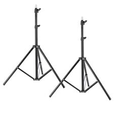 """Neewer 2 Pack 75""""/6 Feet/190CM Photography Light Stands for Relfectors Softboxes"""