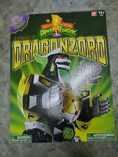 Bandai Mighty Morphin Power Rangers MMPR Legacy DRAGONZORD NM Complete