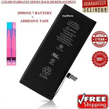 """Lot Of 10 x 1960mAh Li-ion Battery Replacement With Flex Cable For iPhone 7 4.7"""""""