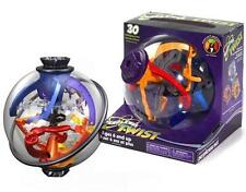 Perplexus Twist 3D Puzzle Maze Ball Game Brain Teaser by Spin Master