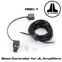 JL Audio RBC-1 - Bass Controller for JL Amplifiers