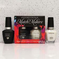 CUCCIO Veneer Match Makers - TAHITIAN VILLA 6004 Gel & Nail Lacquer Duo Kit