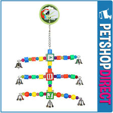 Green Parrot Bird Toy PLAYTIME (FREE DELIVERY)
