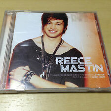 REECE MASTIN - SELF-TITLED CD (ACC-GC) GOOD NIGHT, DREAM ON, I KISSED A GIRL