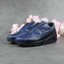 Nike Air Max 90 SP Sacai Obsidian Damen Blue Black 804550-440 Neu Schuhe Gr.38