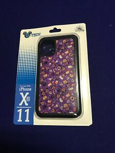 Disney Parks Halloween Sweet Treats and Candy Iphone Cover Case XR/11 New