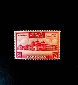 Pakistan 1953 KGVI SG 40 Lightly M/M