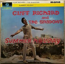 Summer Holiday - Cliff Richard and The Shadows - 1963 UK Mono - VG / VG Vinyl LP