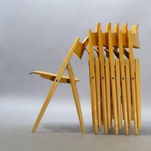 mehrere: Wilde+Spieth Stuhl SE 18 Egon Eiermann Klappstuhl folding chair Vintage