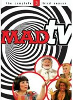 Madtv: The Complete Third Season [New DVD] Full Frame