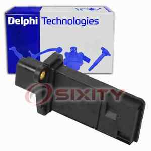 Delphi Mass Air Flow Sensor for 2004-2010 Ford F-150 4.2L 4.6L 5.4L V6 V8 cn