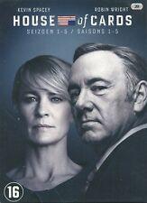 House of Cards : Seizoen 1-5 / Saisosn 1-5 (20 DVD)