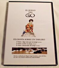 El Juego Del Go DVD - The Game of GO MINT FREE SHIPPING