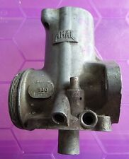 3662 - AMAL CONCENTRIC CARBURETTOR BODY MK1 R930/76 WELL USED THREADS - DAMAGED