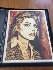 Shepard Fairey Debbie Harry Print Obey Giant
