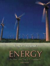 Energy: Its Use and the Environment by Hinrichs, Roger A., Kleinbach, Merlin H.